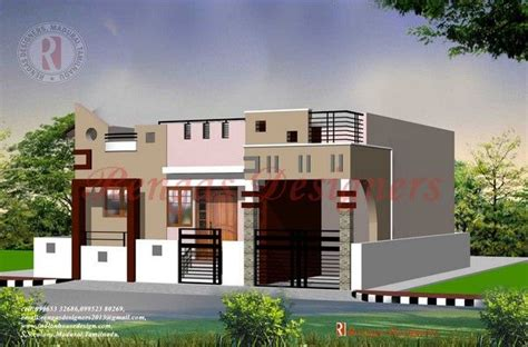 outstanding house designs single floor front elevation indian single floor house designs20 narendra asoori pssm