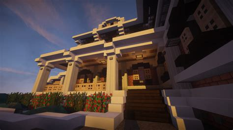 minecraft realistic house minecraft realistic house minecraft project
