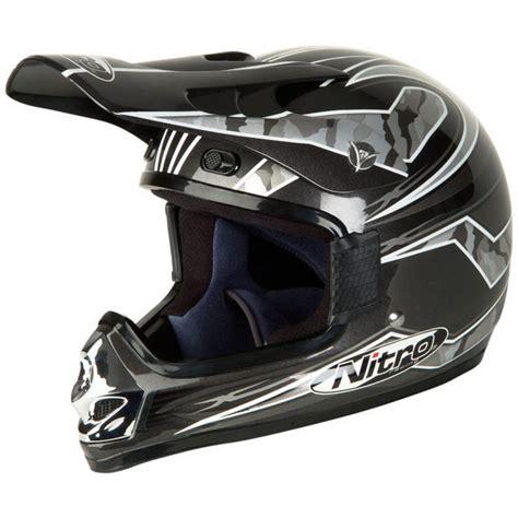 Nitro Racing Mx422 Junior Motocross Helmet Motocross