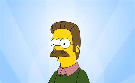 cartoon wallpaper portrait cartoon photo collection ned flanders cartoon photos and