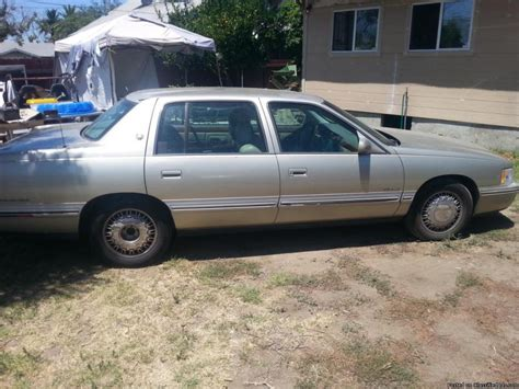 how make cars 1997 cadillac deville engine control cadillac deville 1997 cars for sale
