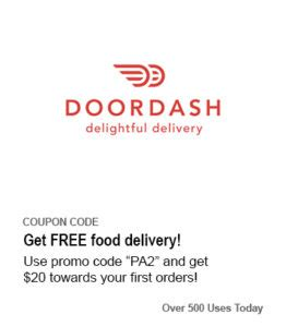 doordash time order coupon how to start an delivery service howla