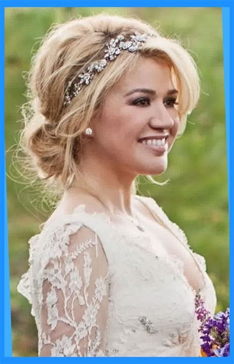 Wedding Hairstyles For Medium Hair Bridesmaid by 50 Bridal Styles For Hair Wedding Hairstyles