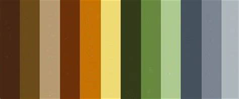 fall color guide earth tones decoratorsbest