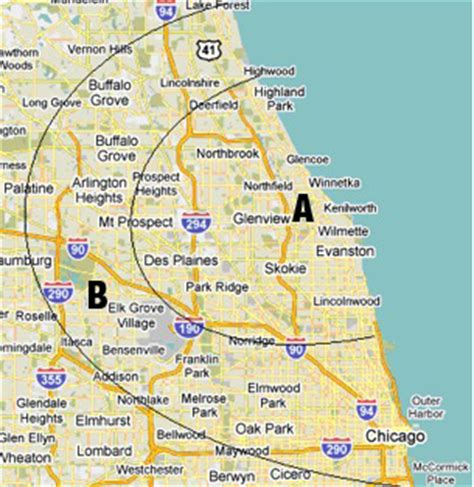 Detox Chicago Suburbs by Zone Map Lubavitch Chabad Of Skokie