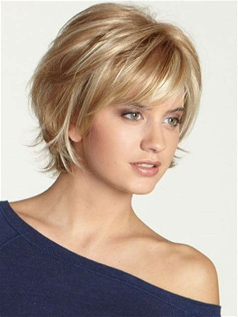 short layered hairstyles with bangs hair styles hair