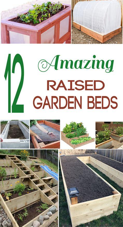 amazing raised garden beds remodelando la casa
