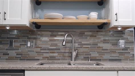 kitchen backsplash installation kitchen backsplash glass mosaic hq discount flooring