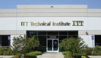 Itt Technical Institute Itt Technical Institute Los Angeles Cus Griffin Capital
