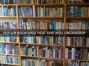 what does your bookshelf look like by smotlrc