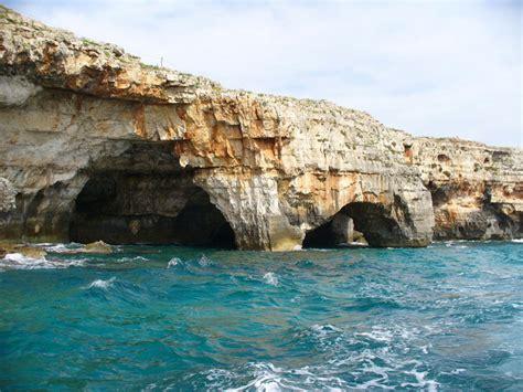 cap porto cesareo itinerario turistico delle grotte salento tra castro