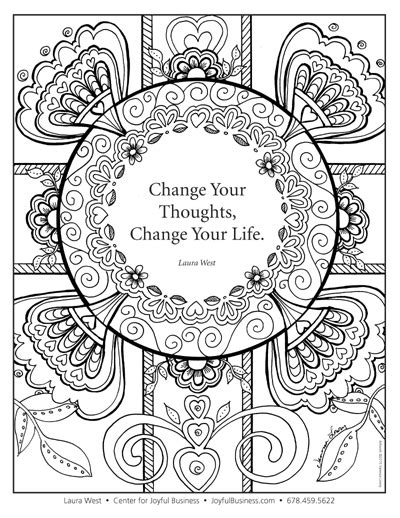 Download Free Change Your Thoughts - prajgej
