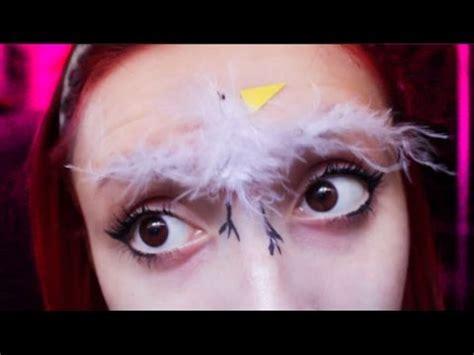 tattoo ali di gabbiano sopracciglia ad ali di gabbiano perfette youtube