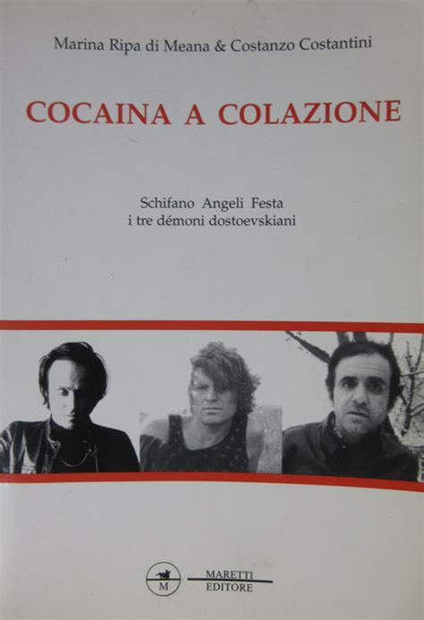 libreria franco angeli cocaina a colazione mario schifano franco angeli tano