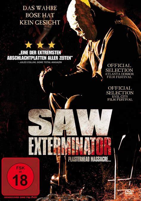 Rechnung Freigegeben Englisch Dvd Saw Exterminator Neu Ovp