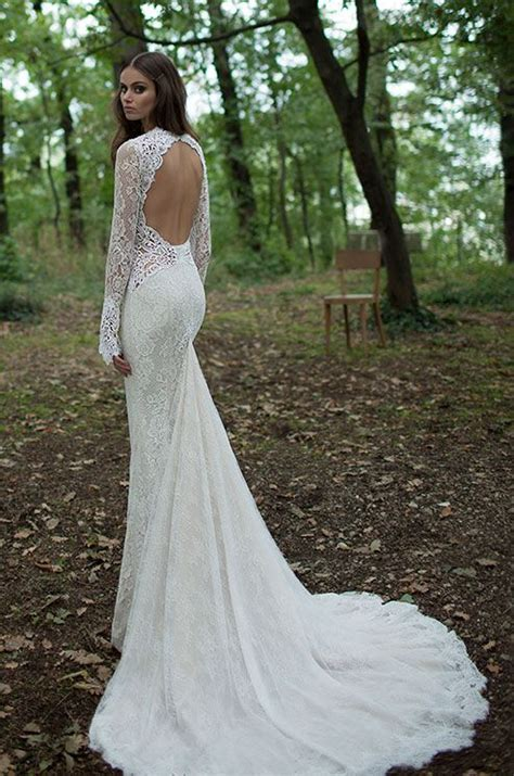 Offenes Regal Verkleiden by Open Back Lace Western Wedding Dresses Weddings