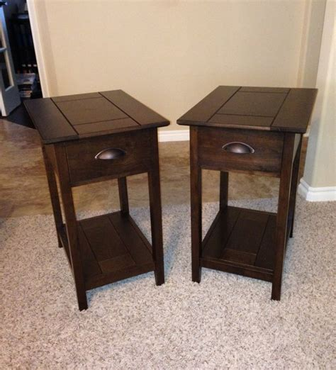 Living Room Side Tables By Lance Lumberjocks Com Side Tables Living Room