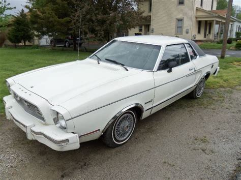 1974 ford mustang 2 sale