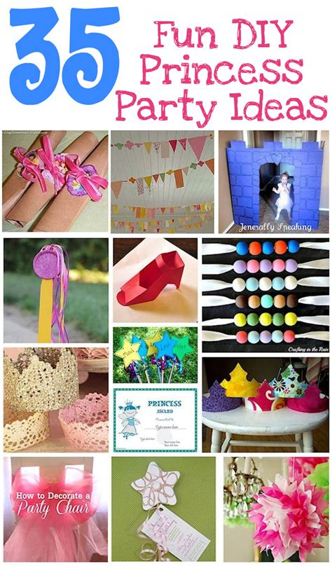 diy decorations and crafts 35 diy princess ideas about family crafts