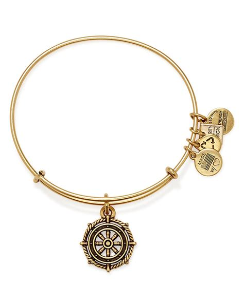alex and ani bracelet alex and ani take the wheel expandable wire bracelet in