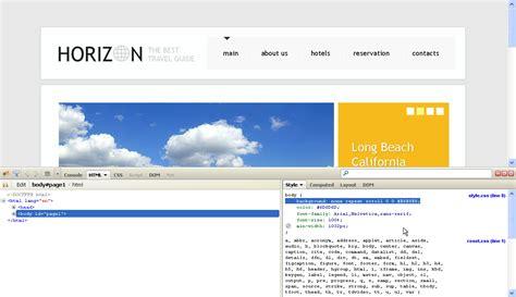exc13 fondos en html informatica