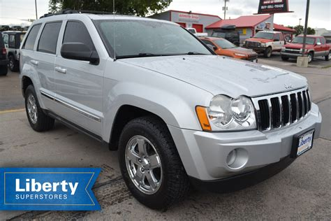 jeep grand 2007 limited 2007 jeep grand limited for sale 139 used cars