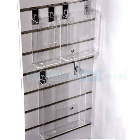 Wall Mounted Leaflet Display Racks by Wall Mounted Brochure Holder