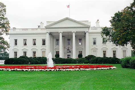 the white house address white house address dc