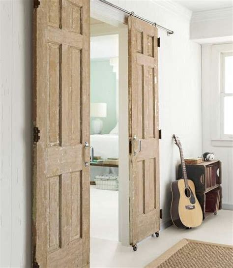 Salvage Barn Doors Salvaged Doors For The Home