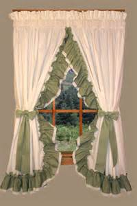 Ruffled Priscilla Curtains Bj S Country Charm Ruffled Curtains Ruffled Curtains