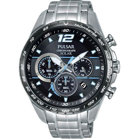 montre pulsar pz5031x1 sur mode in motion