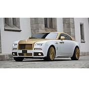 Mansory Rolls Royce Wraith Palm Edition 999 Wallpaper  HD