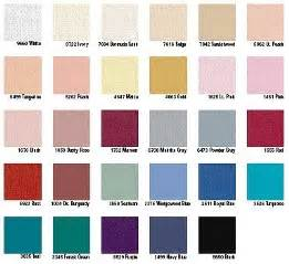 what color is oxford tableskirting shirred pleat tableskirting product