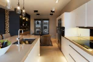 modern kitchen interior absolute interior design on contemporary kitchen design