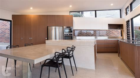 modern timber kitchen designs manly kitchen design