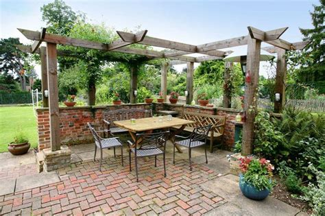 Garden Pergola Ideas 40 Modern Pergola Designs And Outdoor Kitchen Ideas
