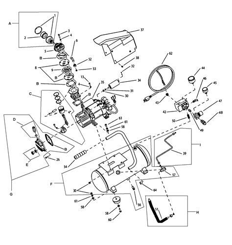 921 153101 sears air compressor wiring diagram wiring