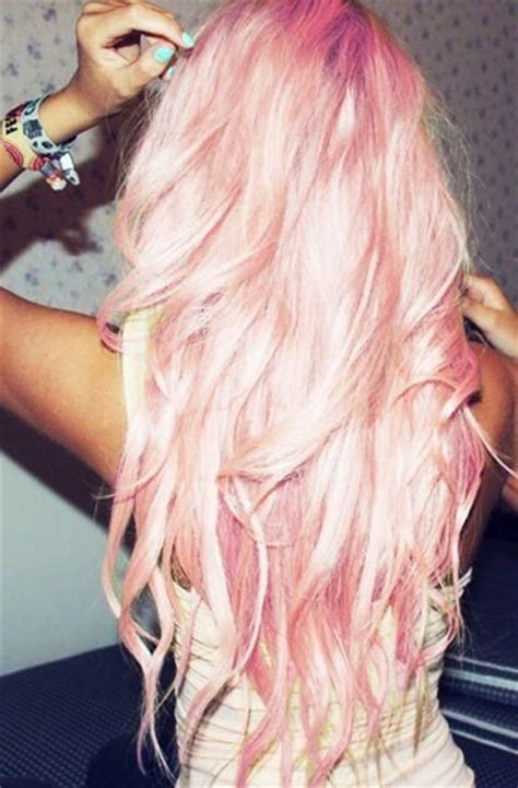 older women with platinum blonde pink hair 14 light pastel pink hairstyles color inspiration