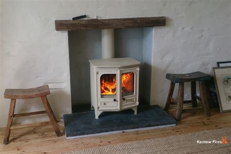 Kitchen Centre Island by Kernow Fires Wood Burning Stove Installation Gallery Cornwall