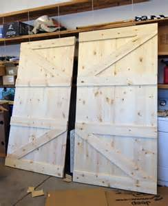 How To Build A Barn Door For Inside How To Make Barn Door A Interior Design