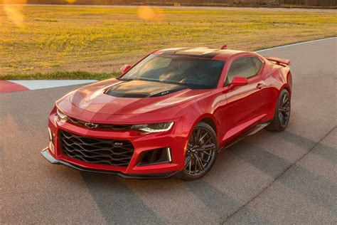 2017 Chevrolet Camaro Zl1 For Sale by Used 2017 Chevrolet Camaro Zl1 Pricing For Sale Edmunds