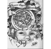 Dibujos De Chicanas A Lapiz  Imagui