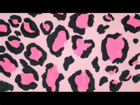 paint colors with zebra print how to make leopard pattern pink and black leopard print
