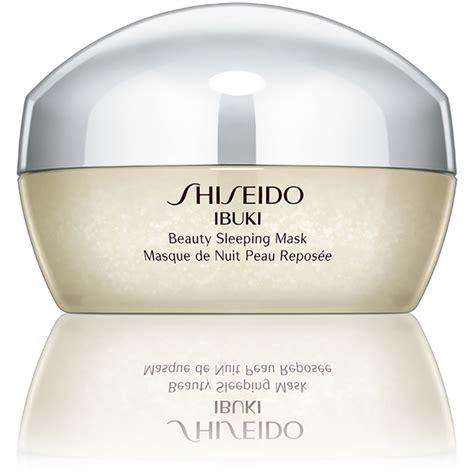 Produk Shiseido Ibuki shiseido ibuki sleeping mask 80ml beautyexpert