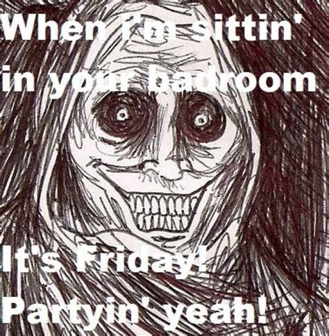 Horrifying House Guest Meme - image 156116 horrifying house guest shadowlurker
