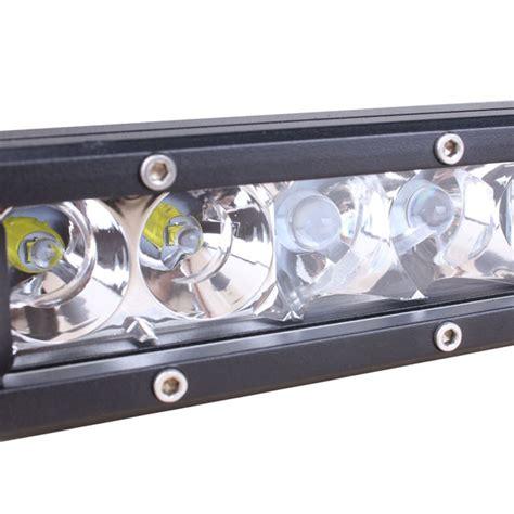 6 inch led light bar single row led light bar 6 inch led bar 6 led light