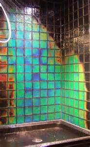 touch sensitive ceramic tiles by moving color