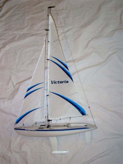 rc boats victoria thunder tiger victoria yacht sailboat