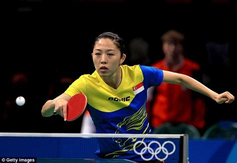 s table tennis players made up of at least 44