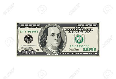 Drawing 100 Dollar Bill by 100 Dollar Drawing At Getdrawings Free For Personal